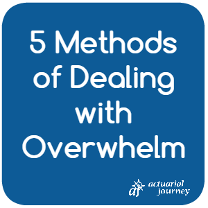 5 Method of Dealing with Overwhelm